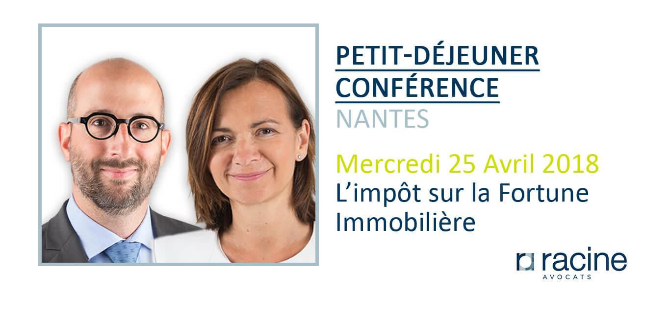 Petit Dej ISF Nantes