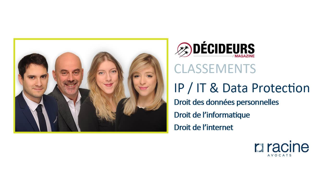 Décideurs Classement IP IT DATA
